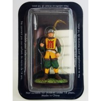 Altaya German 14th century Knight figurine