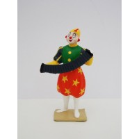 CBG Mignot Clown Musician with accordion