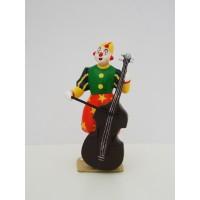 CBG Mignot Clown Musicien avec Guitare