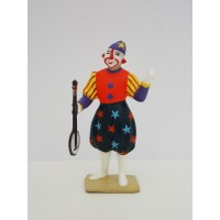 CBG Mignot Clown Musicien avec banjo
