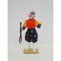 CBG Mignot Clown Musicista con banjo