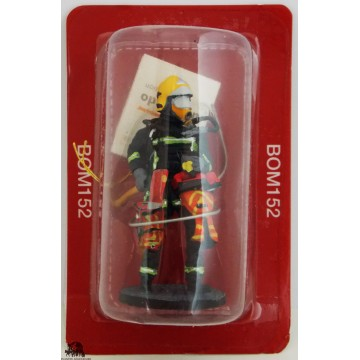 Figure Del Prado Firefighter Investigator of the Linaten Exploration Group Duration France 2011