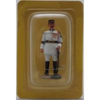 Figura Hachette Legionnaire Batallón Jefe 2o Regimiento Extranjero 1922