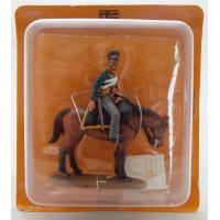 Del Prado pilota figurina 4a brigata draghi luce UK. 1854