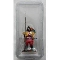 Figura Del Prado Samurai UESUGI KENSHIN
