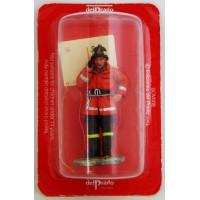 Figurine Del Prado Sapeur Pompier Tenue de feu Venise Italie 1998