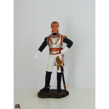 Figurine Hachette General of Saint-Germain