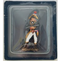 Figurina di Hachette generale Partouneaux