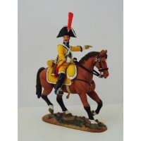 Figure Del Prado Dragon Troop Man of the Numance Regiment Spain 1808