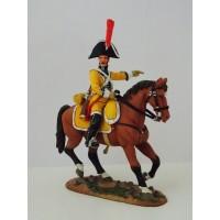 Figurine Del Prado Homme de troupe Dragon du Régiment de Numance Espagne 1808