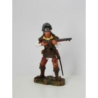 Figura Del Prado Soldato di Boemia con pistola 1500