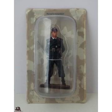Figure Del Prado Panzer Commander