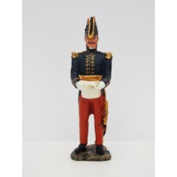 Figurine Hachette Général Ruffin
