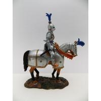 Del Prado rider Muscovite early 15th century figurine