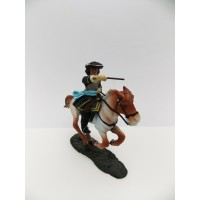 Figurine Del Prado Marshal Turenne Battles of the Dunes 1658