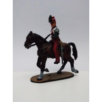 Figurine Del Prado officer army of Caesar, 1st century BC.