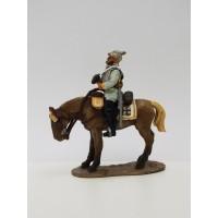 Figurine Del Prado Cent-Garde Second Empire France 1870