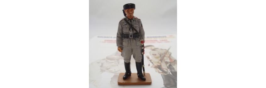 Soldats des 2 Guerres Mondiales