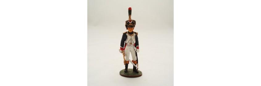 Guerras Napoleónicas soldados