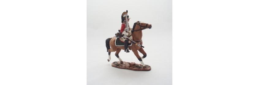 Guerras Napoleónicas jinetes