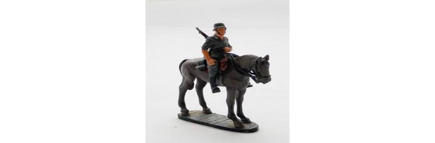 Historia de la caballería