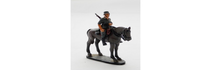 History of the cavalry